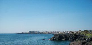 mare a Catania