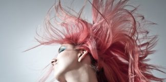 schiarire i capelli rossi